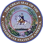 The Great Seal of the CSA